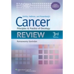 Cancer : Principles and Practice of Oncology Review 3rd edition